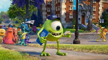 Most Pixar movies are left alone, but Monsters Inc was always one that begged for more attention. This is why 10 years after the original we have pleasent prequel Monster's University.