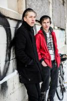 Ever since being featured as our New Band of the Day column a few months ago, Drenge have been having a bit of a moment. We spoke to one half of the duo as he enjoyed a romantic night in a Holiday Inn