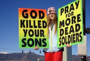 The lowdown on the highly controversial 'hate group' the Westboro Baptist Church...