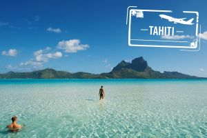 Nestled between the equator and the topic of Capricorn in the middle of the Pacific Ocean, the 118 islands of Tahiti are as close as it's possible to get to a tropical paradise.