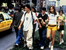 Two decades after its release Katie Wilkinson explains why Larry Clark's Kids remains an important film about teen lives.