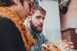 The hipster is a key piece in the puzzle that is veganism, foot soldiers against a capitalist global meat market. Though not all of us can give up meat just yet.