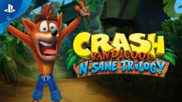 The remastered edition boasts the original three Crash Bandicoot games in all their glory.
