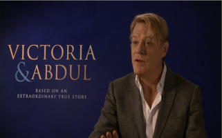 Eddie Izzard talks breaking class boundaries, love across a great divide, and the relevance of the Victoria and Abdul story today.