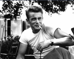 In celebration of James Dean on the 62nd anniversary of his death.