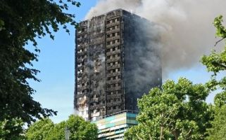A London student who survived the Grenfell Tower fire has revealed how he is still living in a Holiday Inn four months later.
