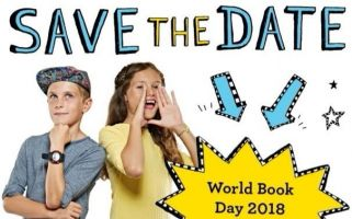 In it's 20th year running, World Book Day have revealed all their plans for the 2018 celebration.