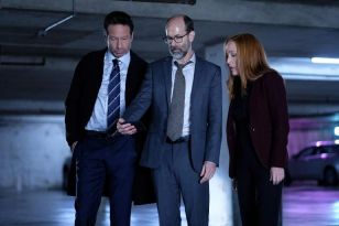 'The Lost Art of Forehead Sweat' plummets Mulder, Scully and the audience into a realm of existential crisis.
