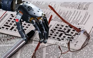 Will crossword puzzles be the next thing to succumb to AI?