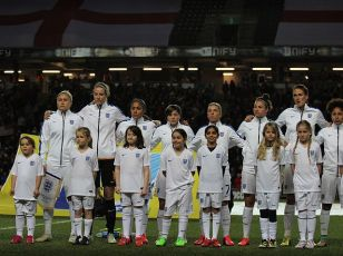Could the former Manchester United man lead the Lionesses to World Cup glory despite no previous managerial experience?