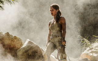 Lara Croft's return to the big screen proves to be enjoyable enough