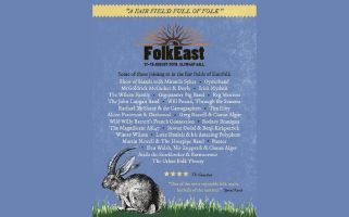 Suffolk's very own folk festival returns to Glemham Hall this August for a weekend full of fun.