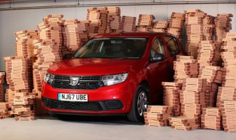 Dacia-lot of dough!