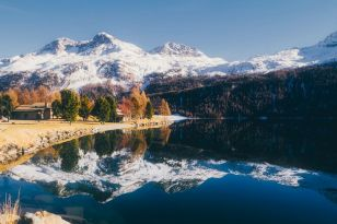 Experience two days of peace in the mountainous Swiss landscape.