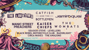 This year's festival is lead by The Libertines, Catfish and the Bottlemen and Jamiroquai.