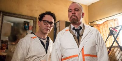 Reece Shearsmith and Steve Pemberton's inventive anthology series is going one step further this October.