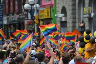 Up to a million people will flood to Toronto for the 38th Pride parade.