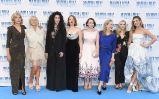 From girl power to their favourite ABBA numbers, these incredible ladies chat everything Mamma Mia
