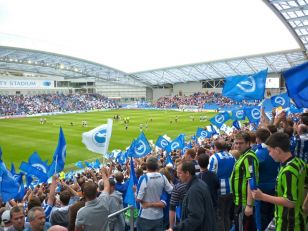 A look at who Brighton and Hove Albion are
