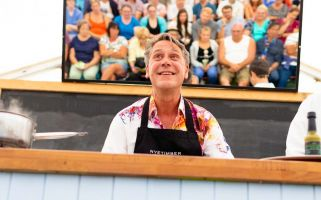 We caught up with chef Giles Thompson at West Dean's Chilli Fiesta where he hosted the Cookery Theatre shows.