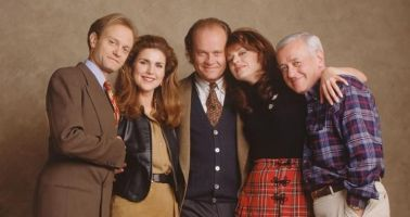 Modern families and parental cohabitation make Frasier the ultimate millennial sitcom. Really.