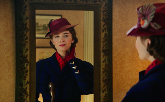 Check out Emily Blunt as the beloved character in the first look at the upcoming film