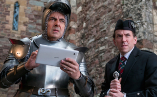 Rowan Atkinson is back on the parody-spy scene in almost top form, bringing life back into a series which many millennials will have fond memories of