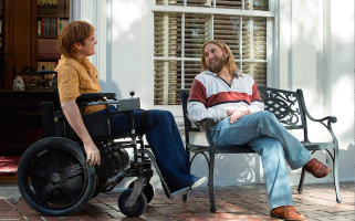 Joaquin Phoenix plays paralysed cartoonist John Callahan