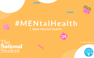 Chloe Rowland sits down with Charles Marshall to chat about male mental health.