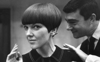 The V&A London's Mary Quant exhibition opens in April 2019.
