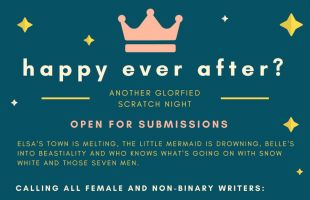 No prior writing experience is needed, and submissions must be a monologue from your chosen Disney princess.