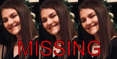 Call 101 if you've got any information about Libby's dissappearance.