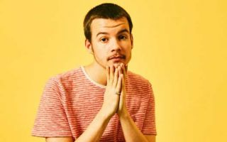 Rex Orange County's new single is a laid-back love ballad.