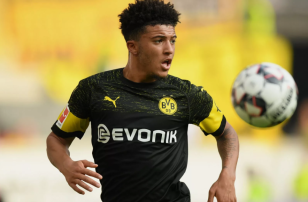 What did Manchester City allegedly do wrong when they signed teenage sensation Jadon Sancho?