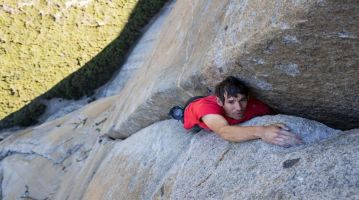 Read how Alex Honnold's surreal climb transformed into an award-winning film.