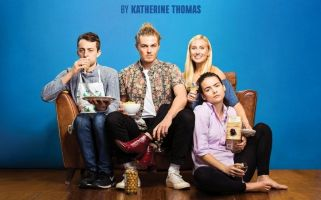 Katherine Thomas' comedy Never Trust a Man Bun begins with hilarity, but falls a little short of its potential.