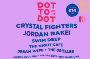 Giant of the indie festivals, Dot to Dot, promises a stellar line-up of the freshest artists around.