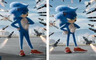 A trailer for this November's Sonic the Hedgehog movie released on Tuesday to a conflicted response from fans.