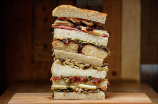 A sandwich with a layer dedicated to every generation? Sign us up.