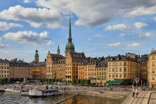 Take a Fika in an Espresso House, wander the cobbled streets of Gamla Stan, and sample Swedish meatballs.