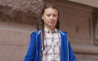 Greta Thunberg, the 16-year-old climate change activist, is to have her speeches published by Penguin this June.