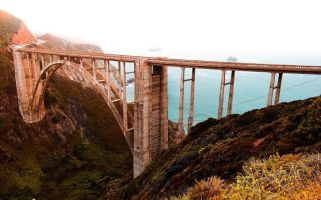 A bucket list worthy drive, Highway One finished our honeymoon USA adventure with a bang.