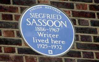 A PhD student has found a previously unpublished poem by Siegfried Sassoon.