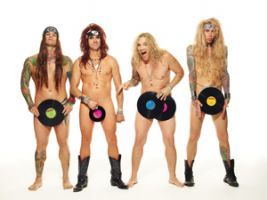TNS tried to talk festivals with Steel Panther's sex-crazed and spandex-fuelled, lead guitarist Satchel about vaginas, Canada, grocery stores and his upcoming Prime Ministerial campaign...