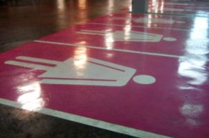 A German town has introduced male and female only parking bays... let the controversy begin!