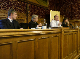Tone positive but often patronising as MPs tackle environment questions from youth.