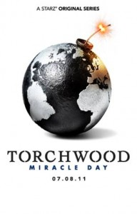 Torchwood returns in 'Miracle Day'