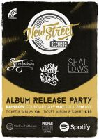 The University of Birmingham's student-run record label, New Street Records, is set to release its first album.