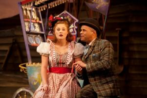 First of its kind, Oklahoma! is back at Birmingham's Hippodrome.