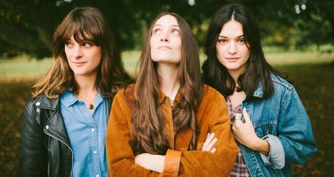 "The Staves, ""youthful folk revivalists"", settled down in a cornfield to chat about their sophomore album, folk and ostriches having sex. They swear more than you'd expect!"